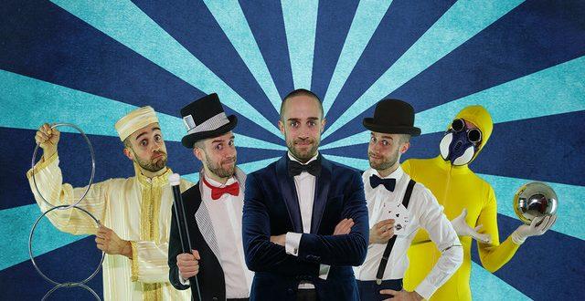 Spettacoli di Magia e Feste per bambini Novara Bergamo Como Milano