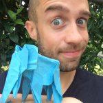 Mago Dylan e gli Origami
