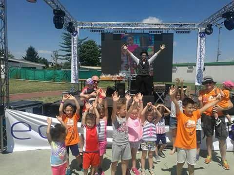 Spettacolo di Magia per Bambini a Cesate con Mago Dylan