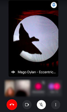 Dylan Magic Call : Spettacolo Online Ombre cinesi